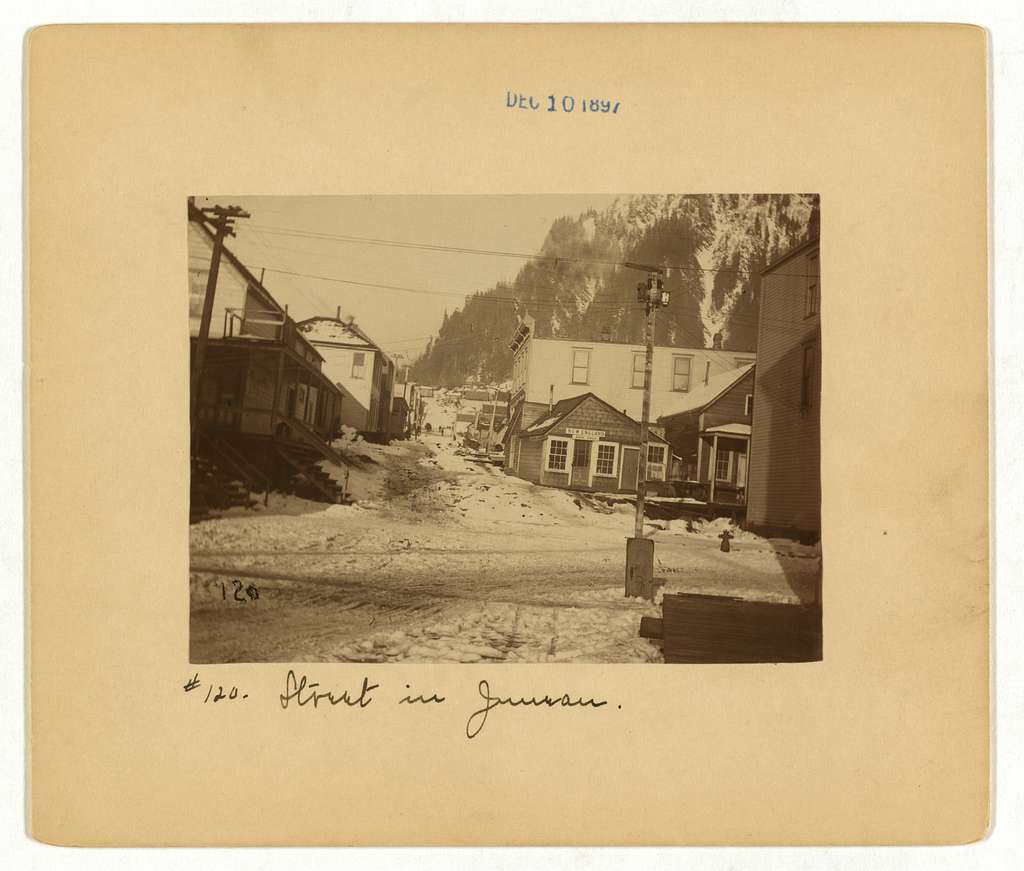 Street in Juneau