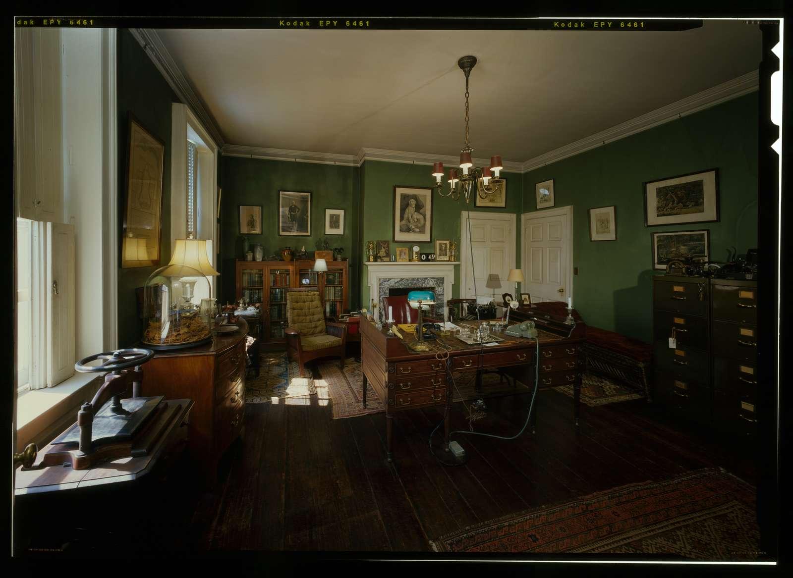 Tudor Place, 1644 Thirty-first Street, Northwest, Washington, District of Columbia, DC