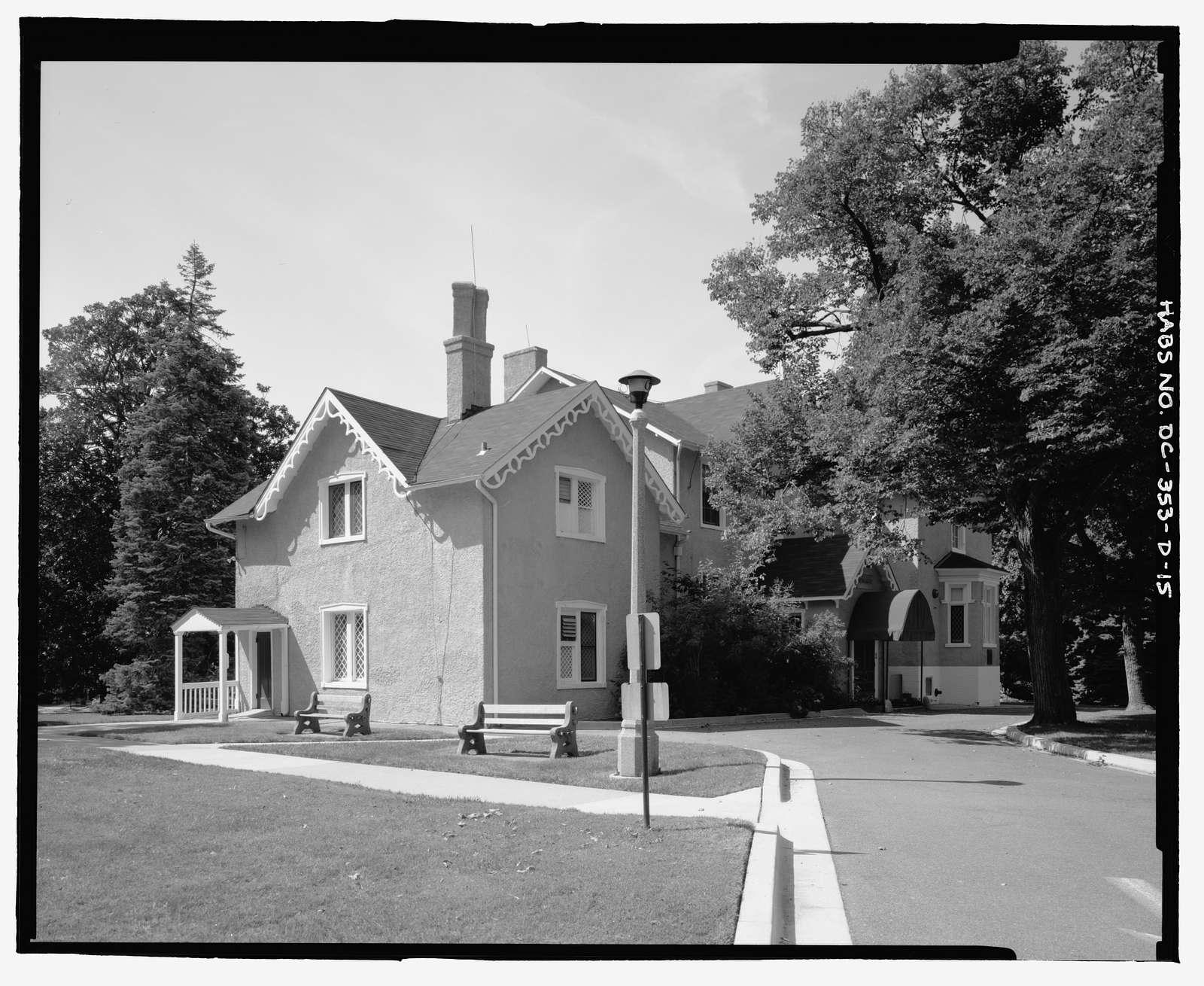 U.S. Soldiers Home, Corn Rigs, Rock Creek Church Road & Upshur Street Northwest, Washington, District of Columbia, DC