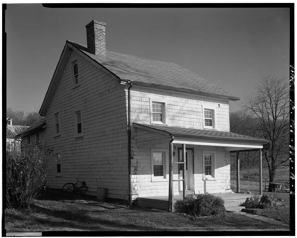Blendon Estate, Tenant House, 11747 Park Heights Avenue, Owings Mills, Baltimore County, MD