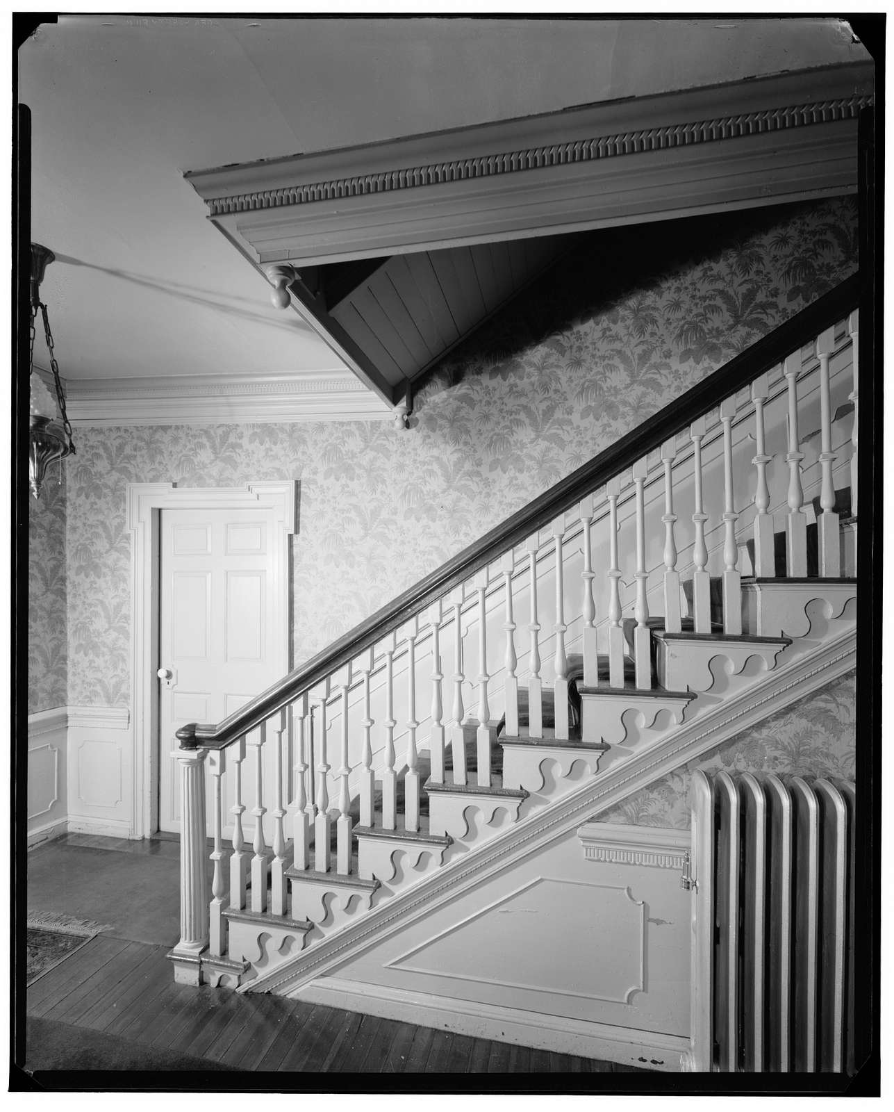 Bliss-Ruisden House, 606 Main Street, Warren, Bristol County, RI