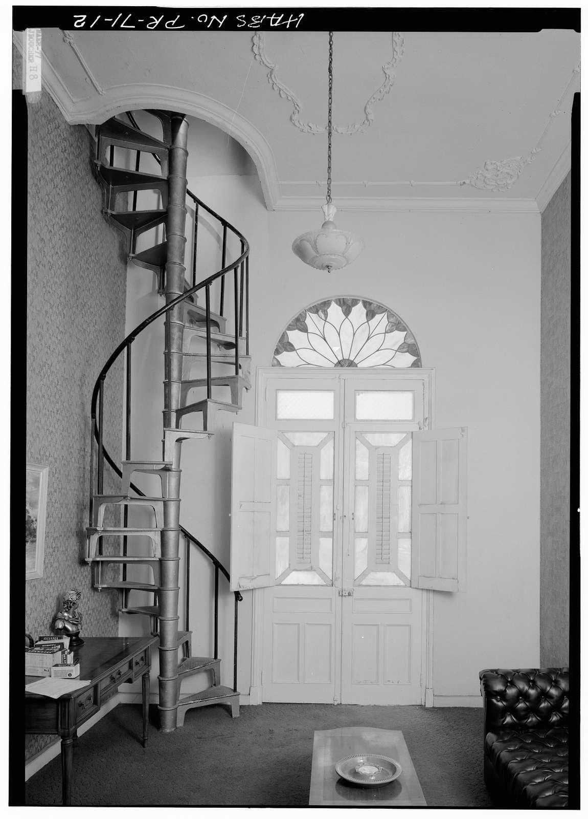 Casa Frederico Font, 34 Calle Castillo, Ponce, Ponce Municipio, PR