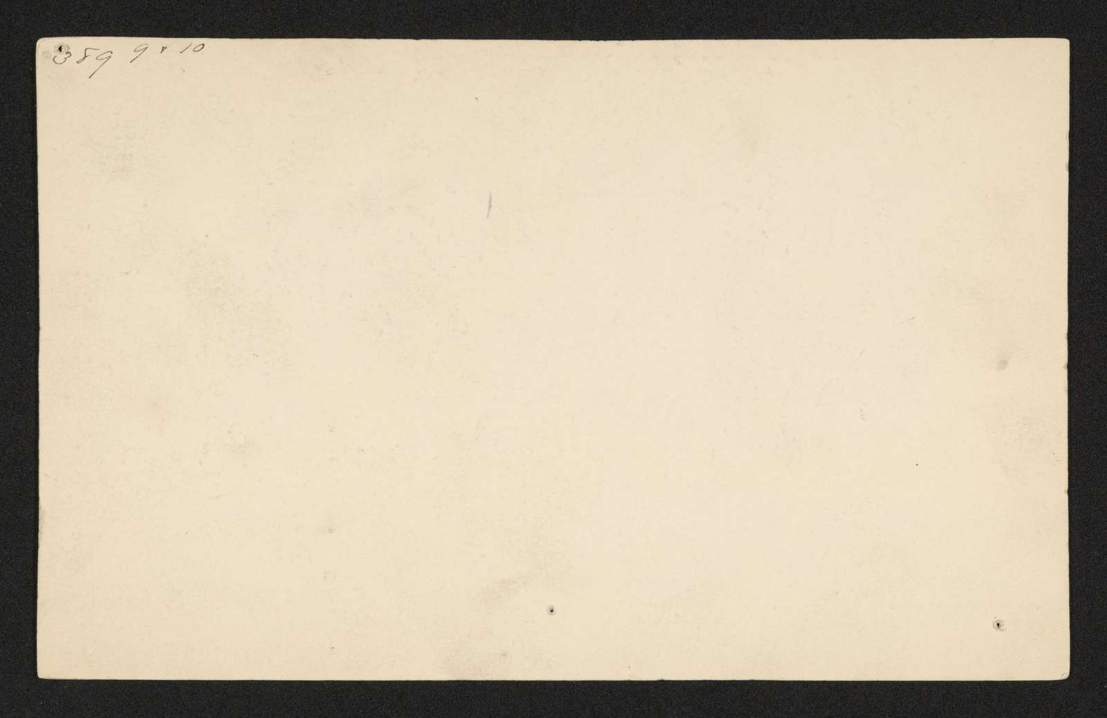 Charles Wellington Reed Papers: Drawings, sketches, and prints, 1870, 1884, undated; Folder 2 of 2
