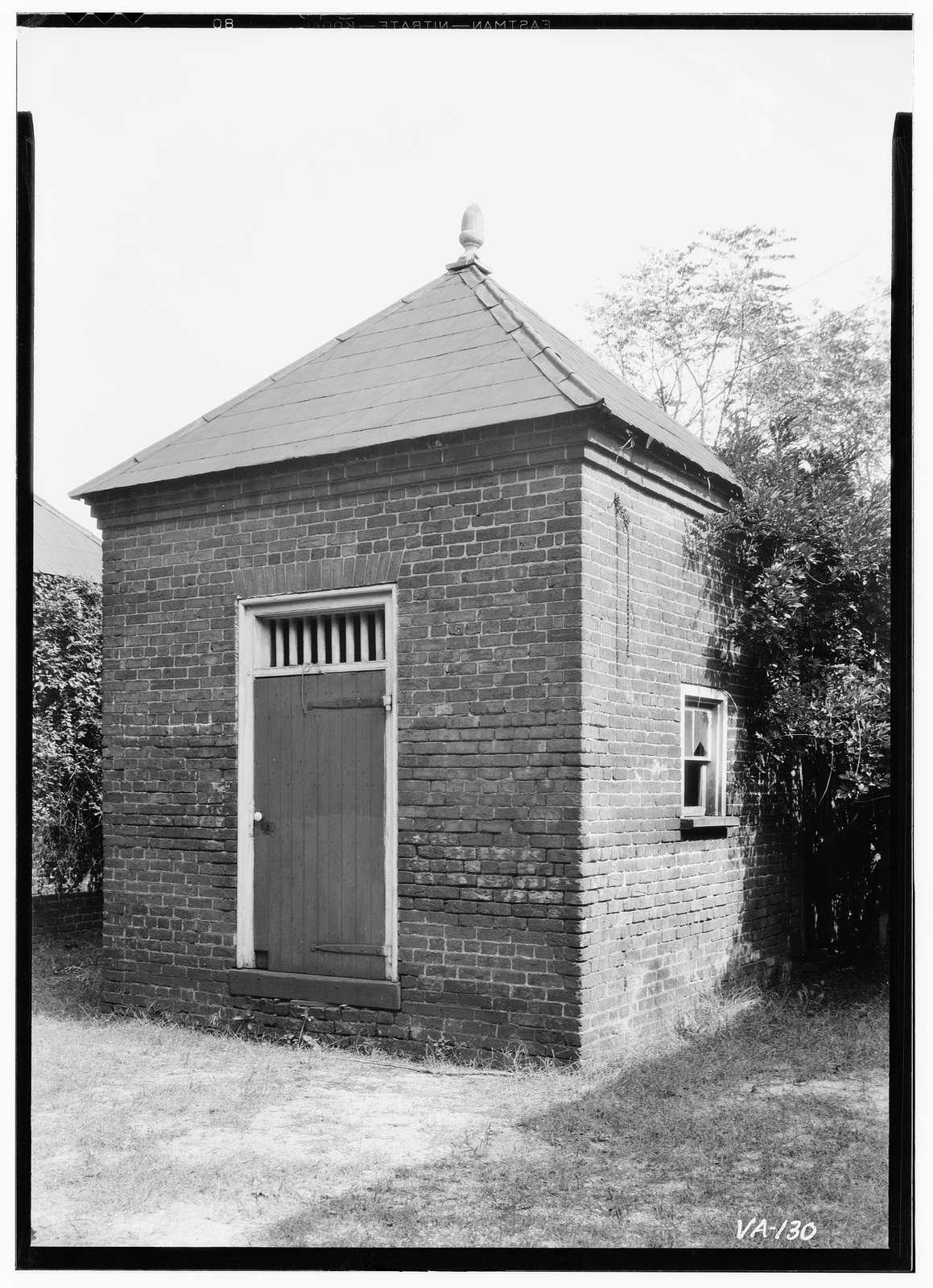 Dunn House & Outbuildings, 105 South Sycamore Street, Petersburg, Petersburg, VA