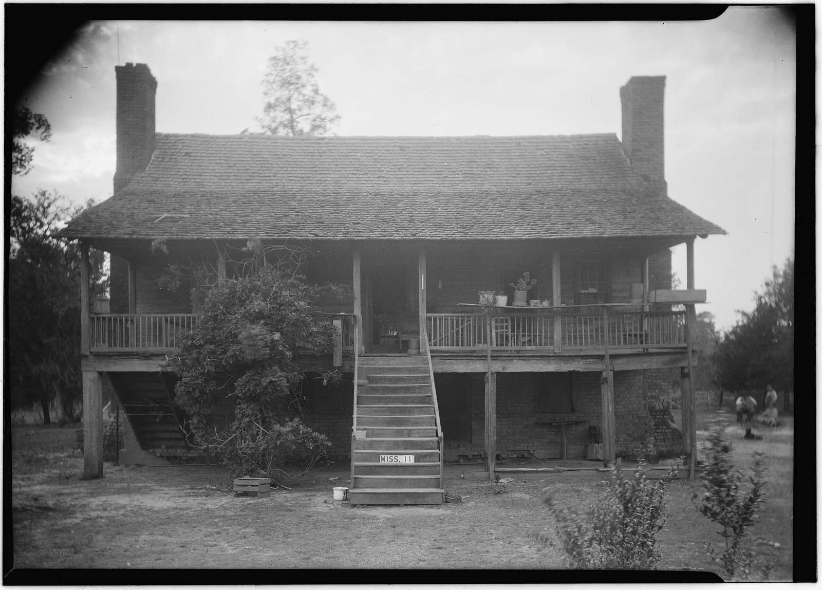 Ford House, Columbia, Marion County, MS