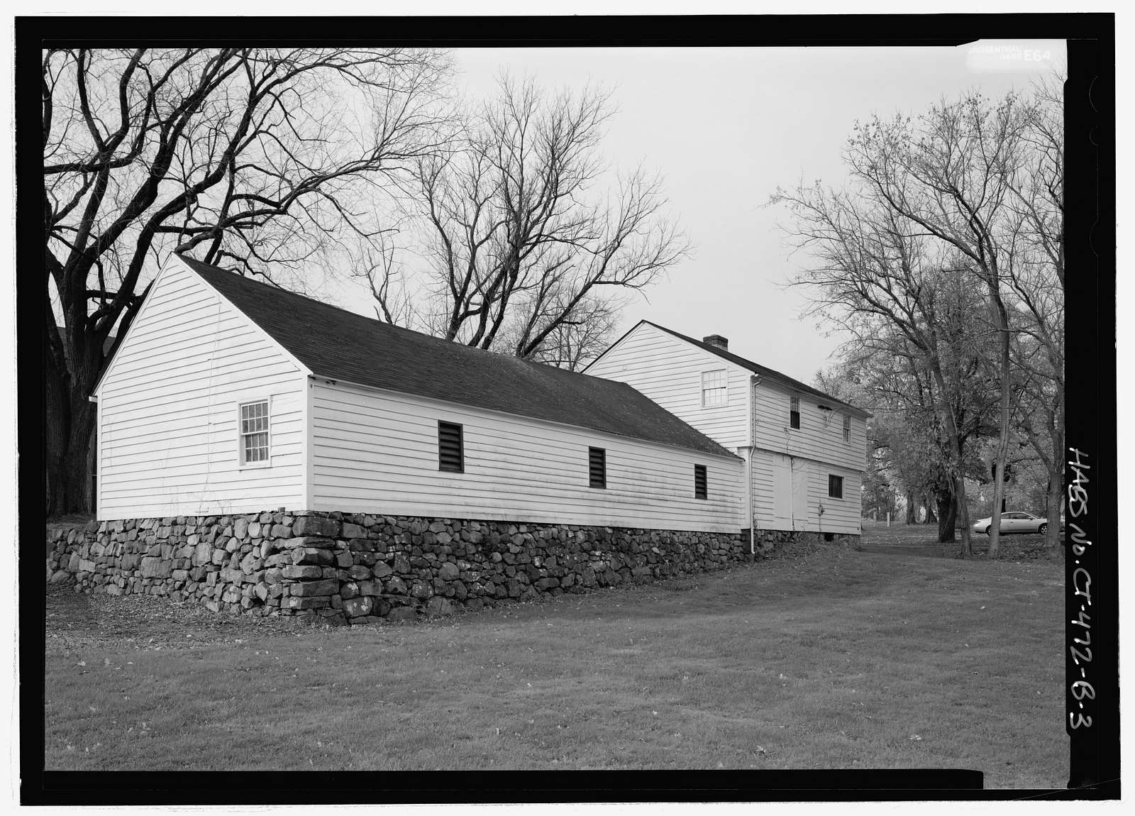 Hill-Stead, Farm Complex, 35 Mountain Road, Farmington, Hartford County, CT