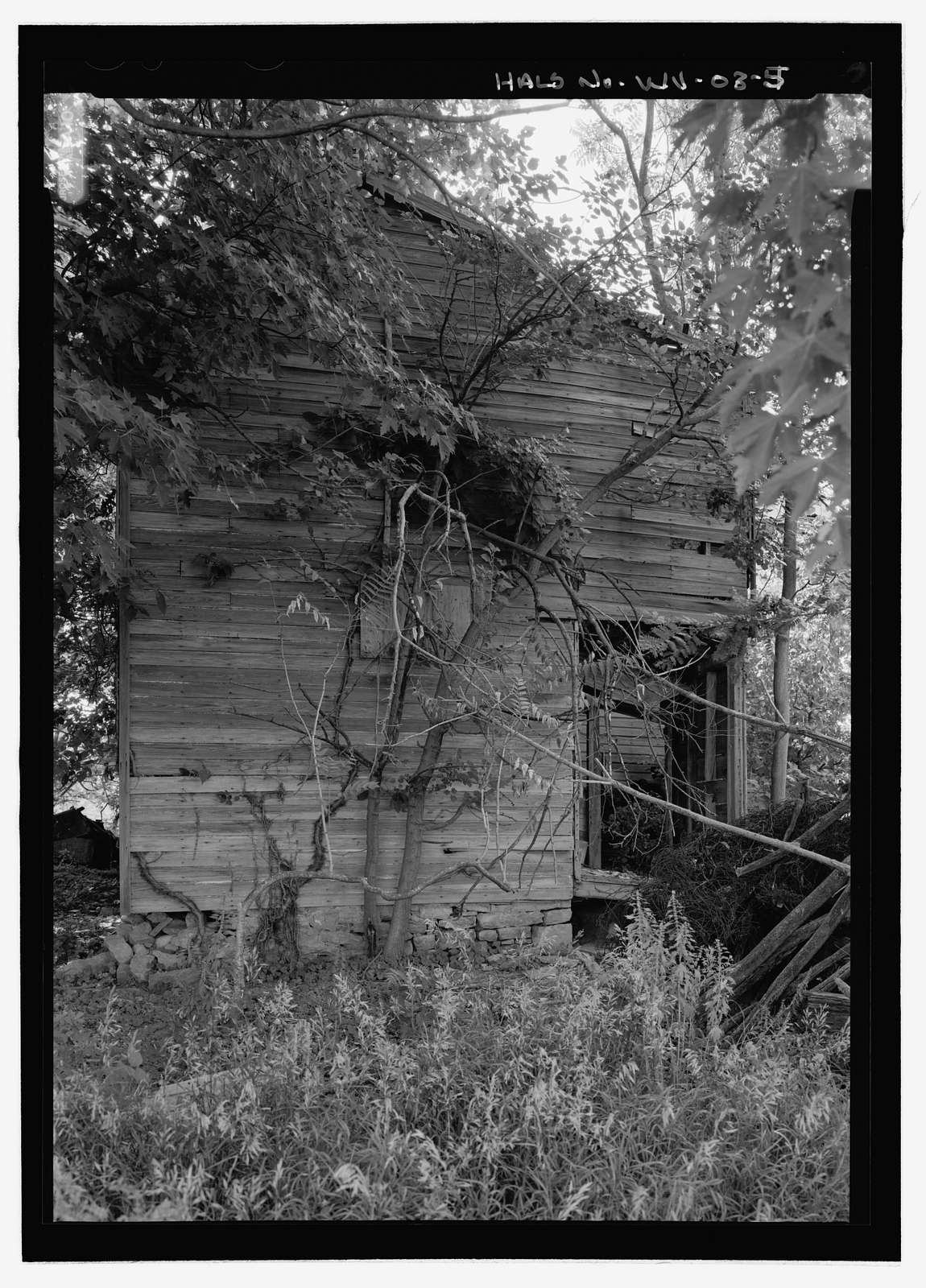 Jacob Furl Henkle Farmstead, West of Millville Road, Harpers Ferry, Jefferson County, WV