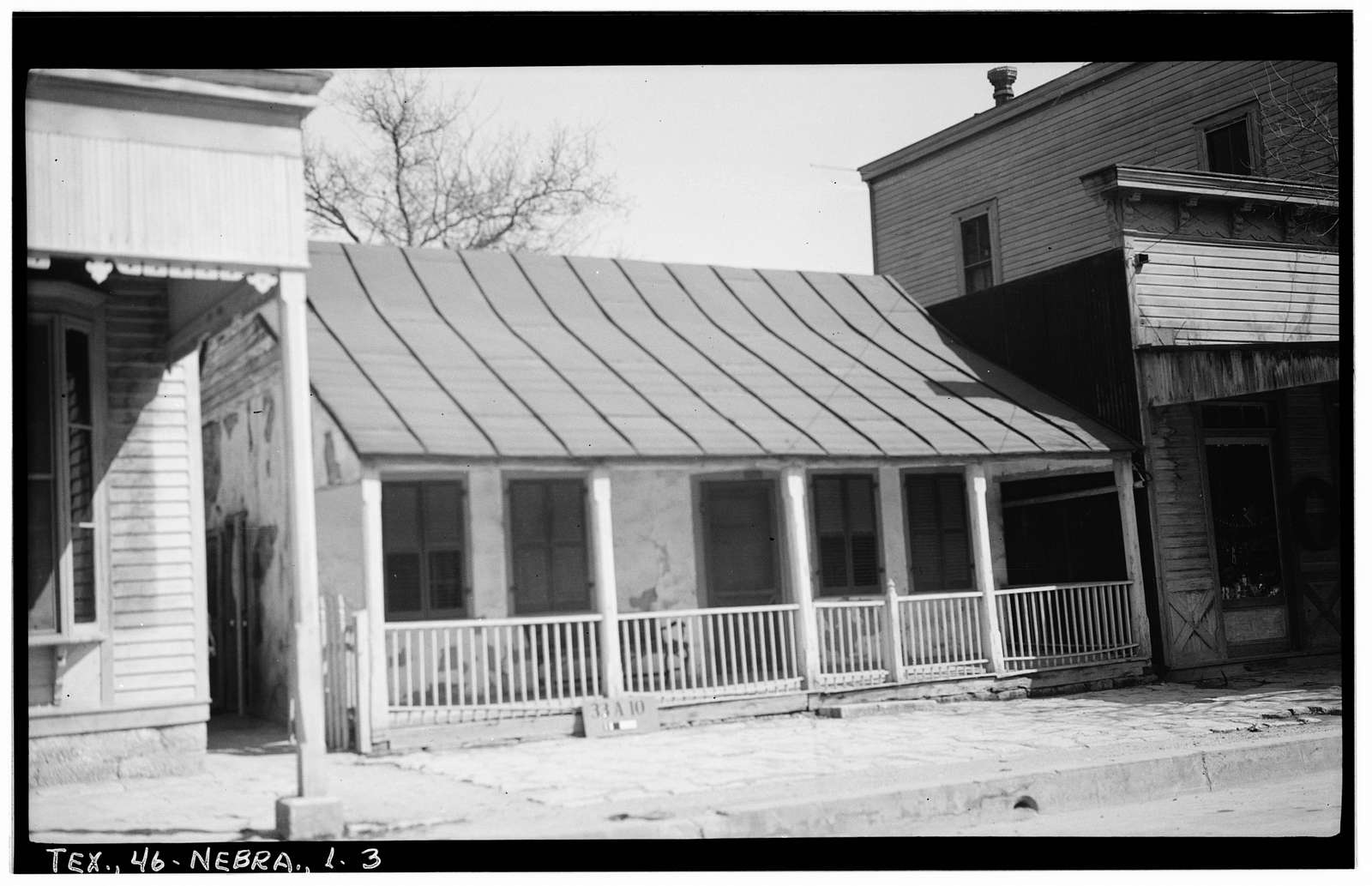 Klein-Naegelin House, 511 South Seguin Avenue, New Braunfels, Comal County, TX