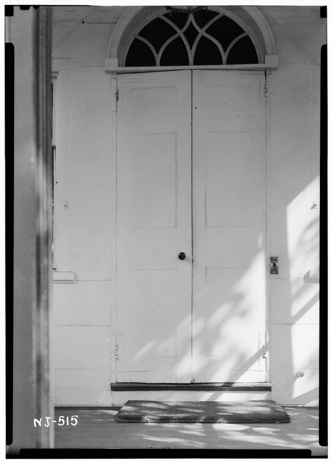 Liberty Hall, Morris Avenue, Union, Union County, NJ