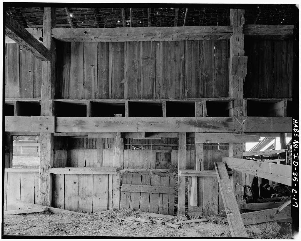 Mitchell, Marsh & Ireton Ranch, Barn, Montour, Gem County, ID