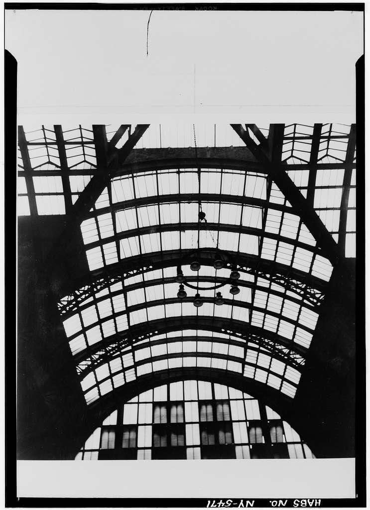 Pennsylvania Station, 370 Seventh Avenue, West Thirty-first, Thirty-first-Thirty-third Streets, New York, New York County, NY