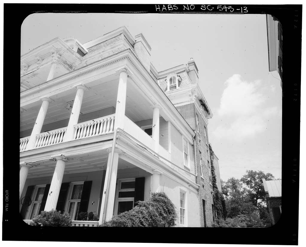 Stevens-Lathers House, 20 South Battery Street, Charleston, Charleston County, SC