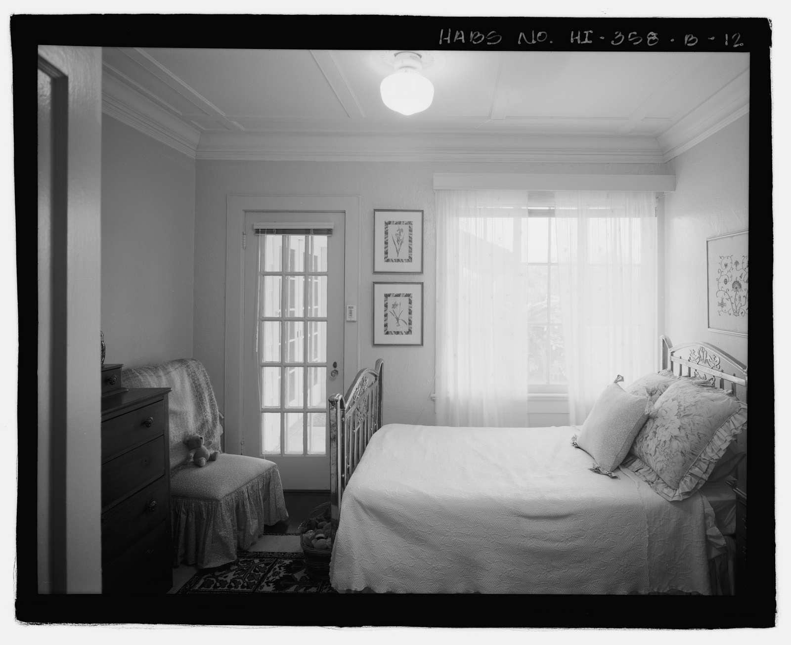 U.S. Naval Base, Pearl Harbor, Naval Housing Area Pearl City Peninsula, Uyehara House & Garage, 1038 Ashley Avenue, Pearl City, Honolulu County, HI