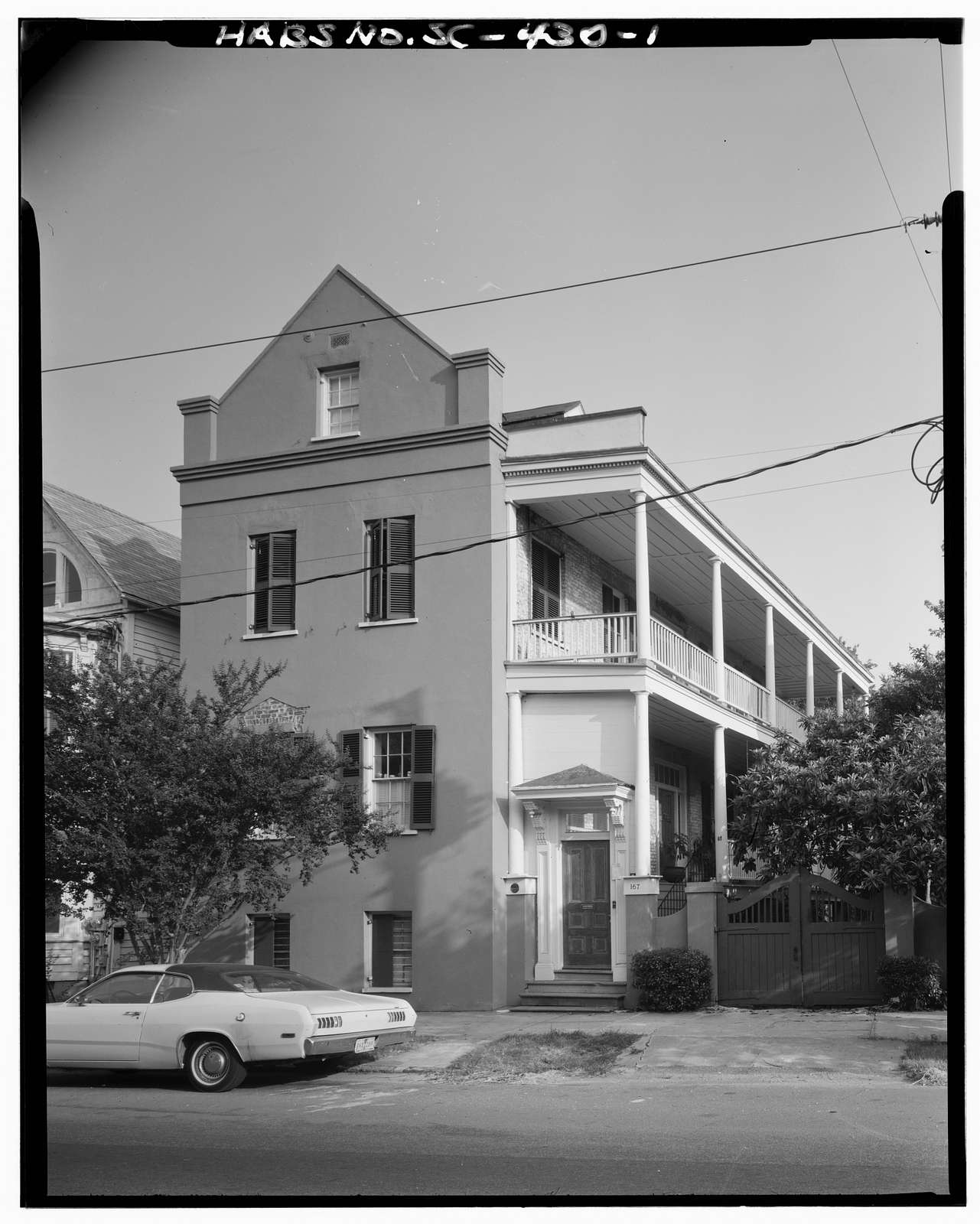 167 Broad Street (House), Charleston, Charleston County, SC