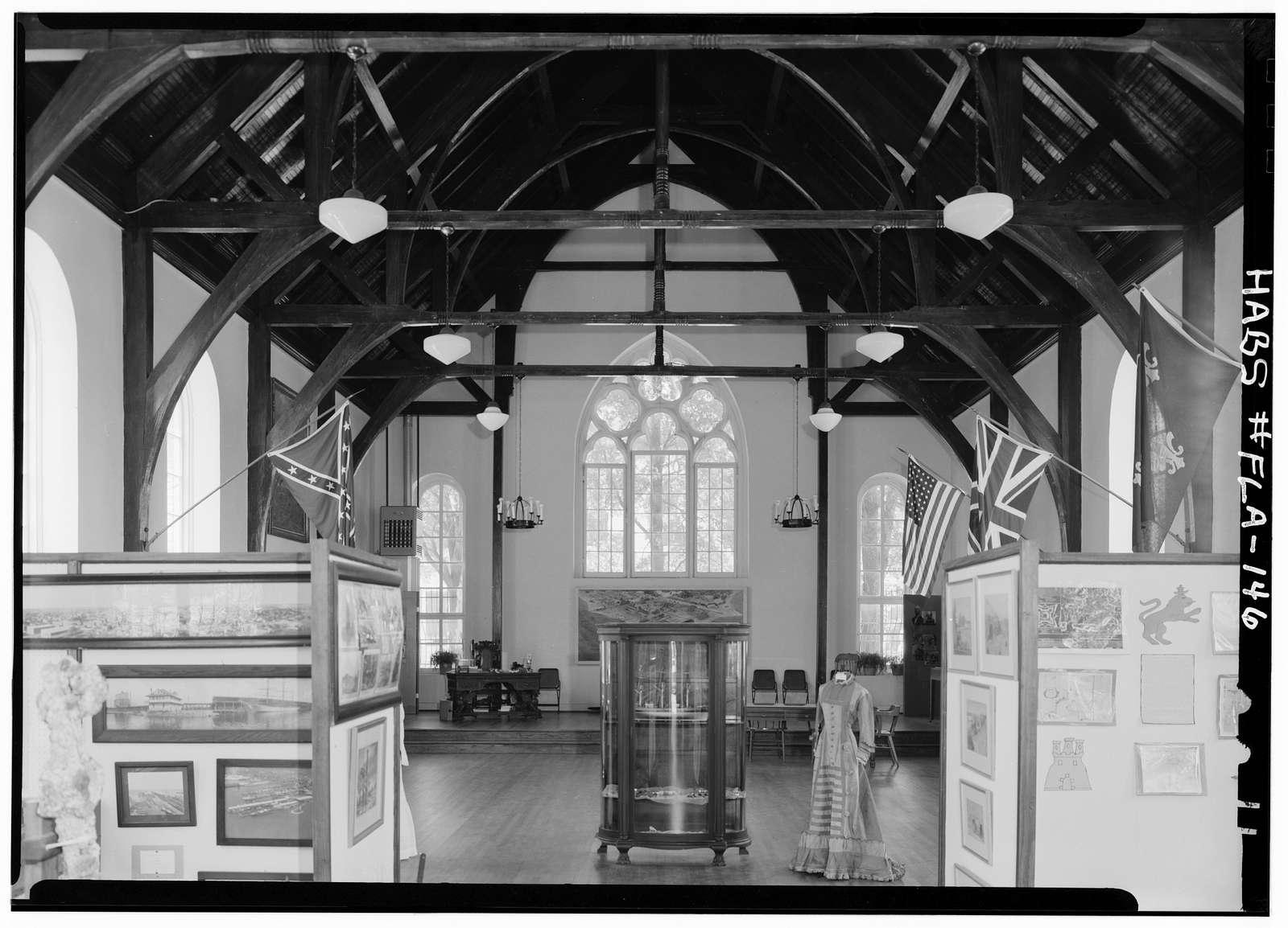 Christ Episcopal Church, 405 South Adams Street, Pensacola, Escambia County, FL