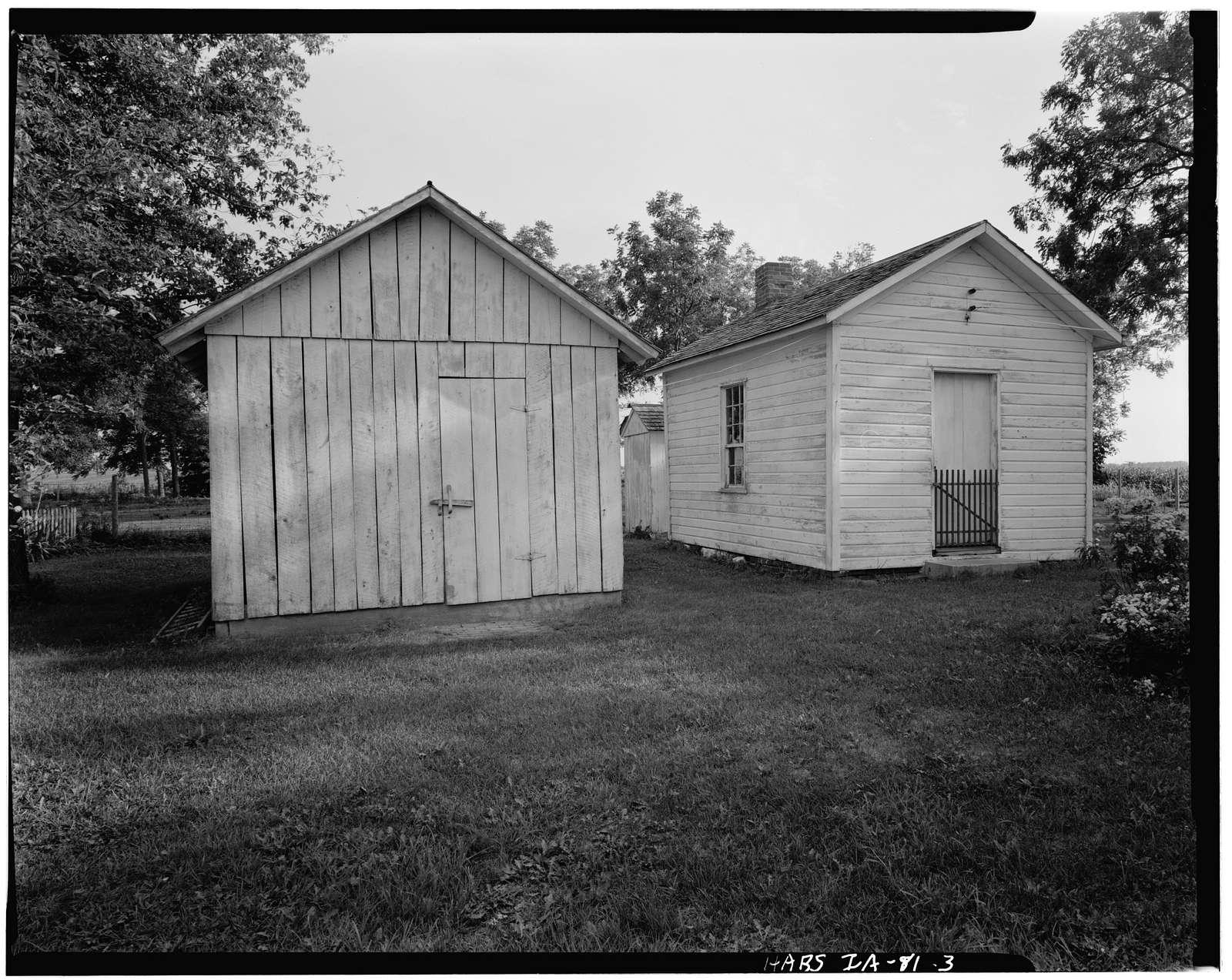 Daniel Nelson Farm, Glendale Road, Oskaloosa, Mahaska County, IA