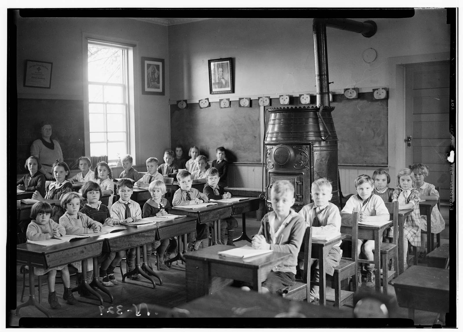 District School Number 1, North Greenbush Road, Troy, Rensselaer County, NY