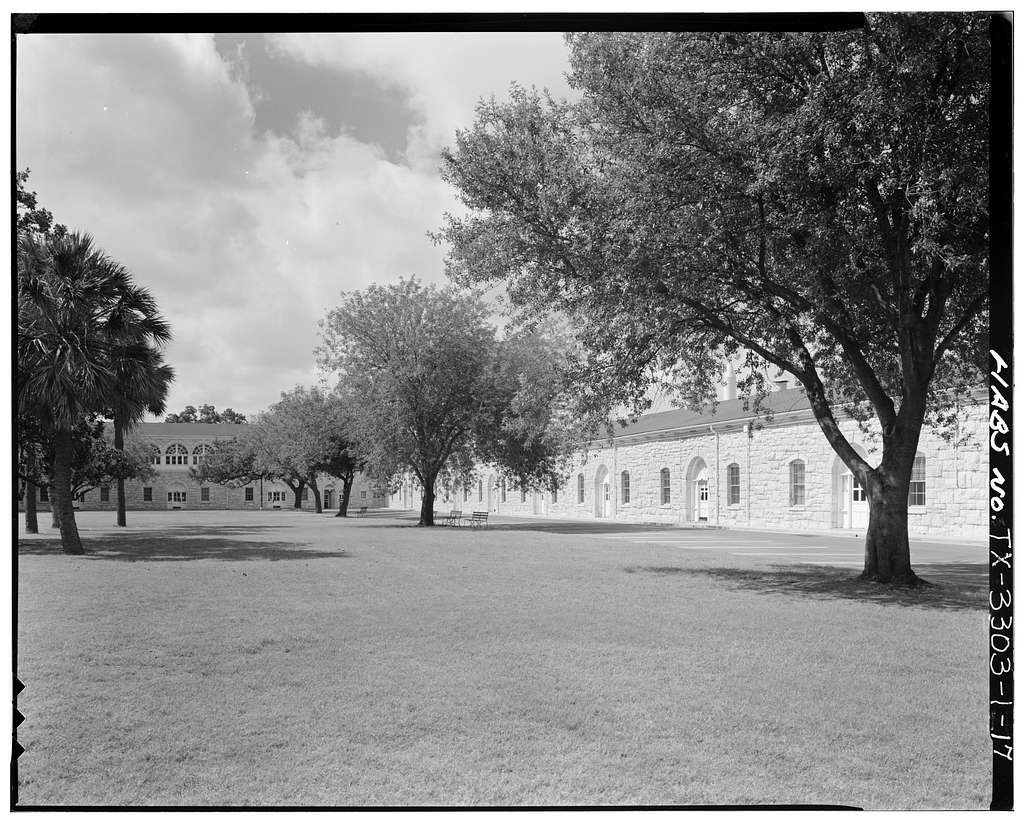 Fort Sam Houston, San Antonio Quartermaster Depot, Northwest corner of New Braunfels Avenue & Grayson Street, San Antonio, Bexar County, TX