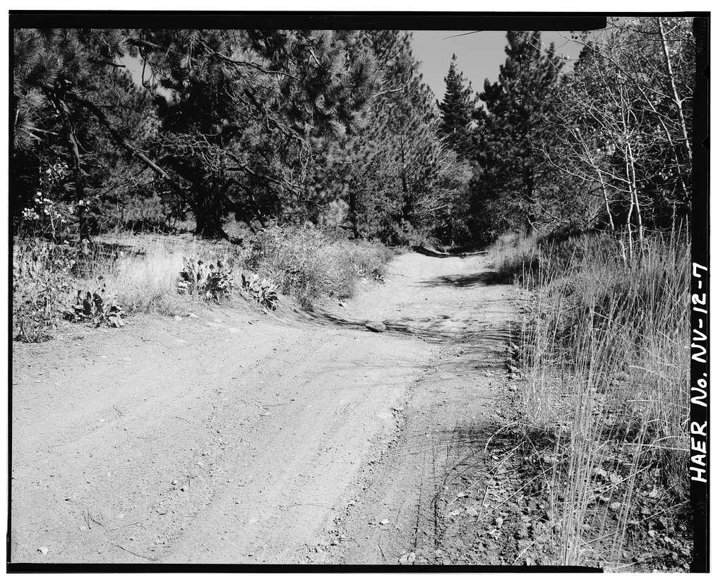 Genoa Peak Road, Glenbrook, Douglas County, NV