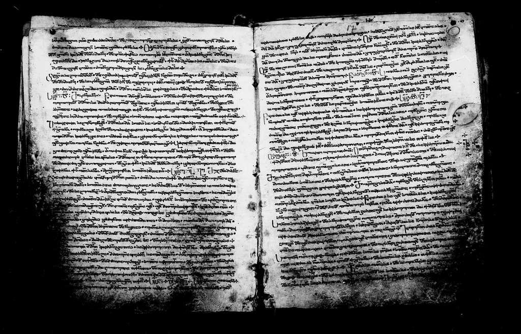 Georgian Manuscripts 56. Liturgica