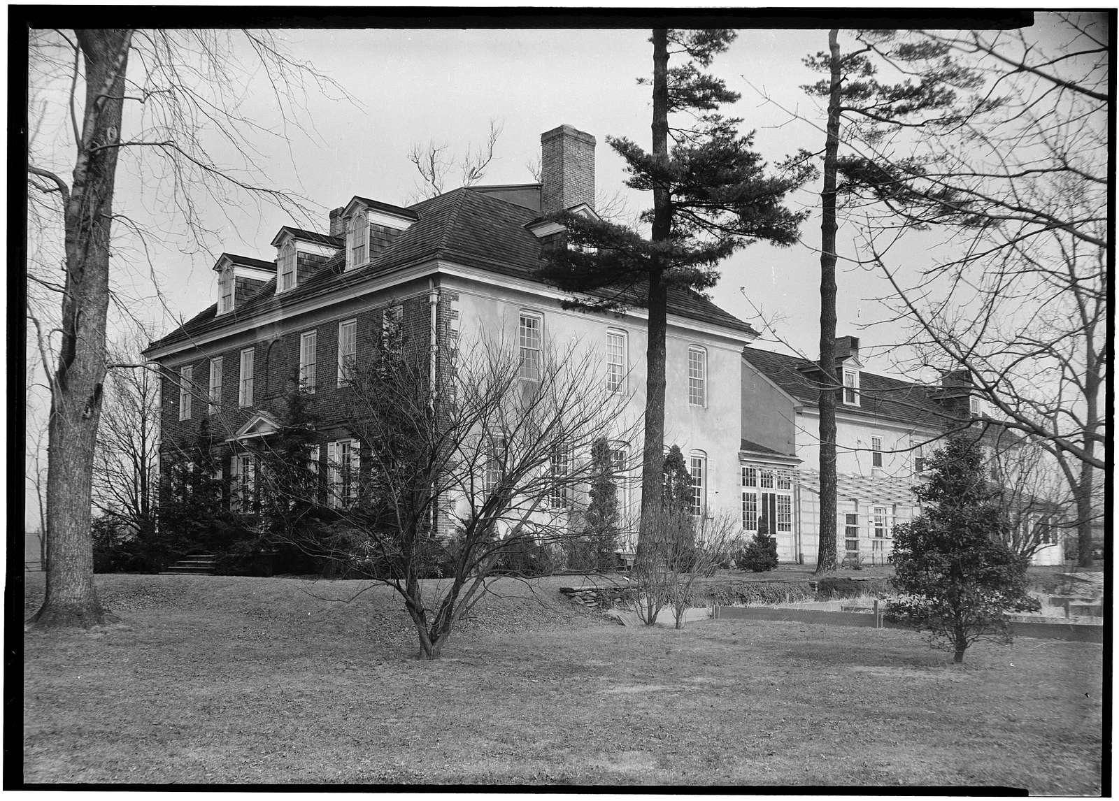 Hope Lodge, Bethlehem & Skippack Pikes, Whitemarsh, Montgomery County, PA