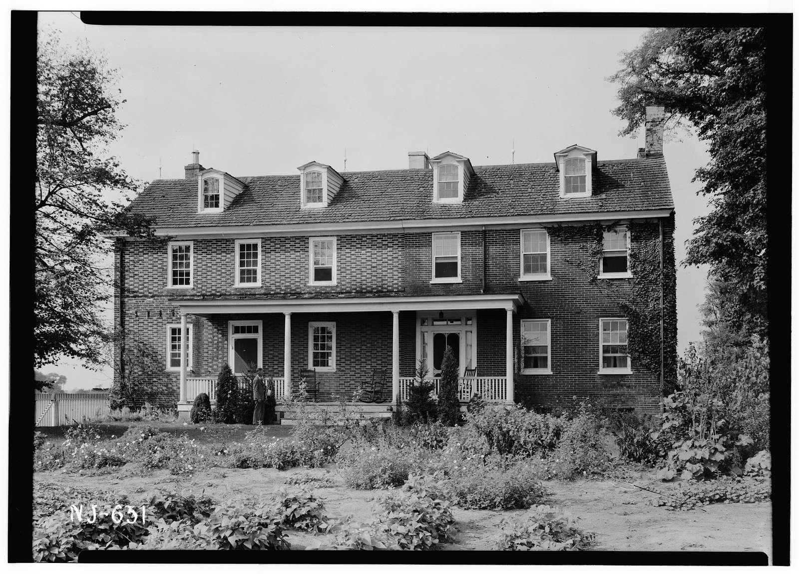 Jacob Merritt House, Springfield, Burlington County, NJ