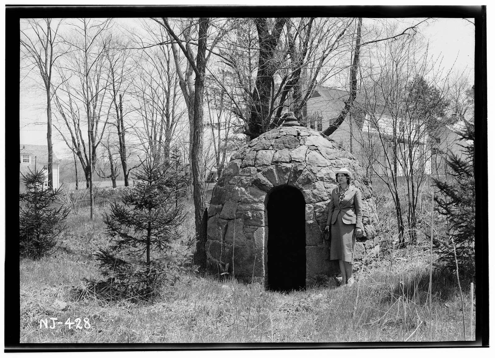 Matthew P. Bogert Stone Well House, Orchard Road, Demarest, Bergen County, NJ