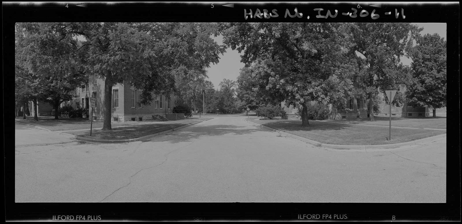 National Home for Disabled Volunteer Soldiers, Marion Branch, 1700 East 38th Street, Marion, Grant County, IN