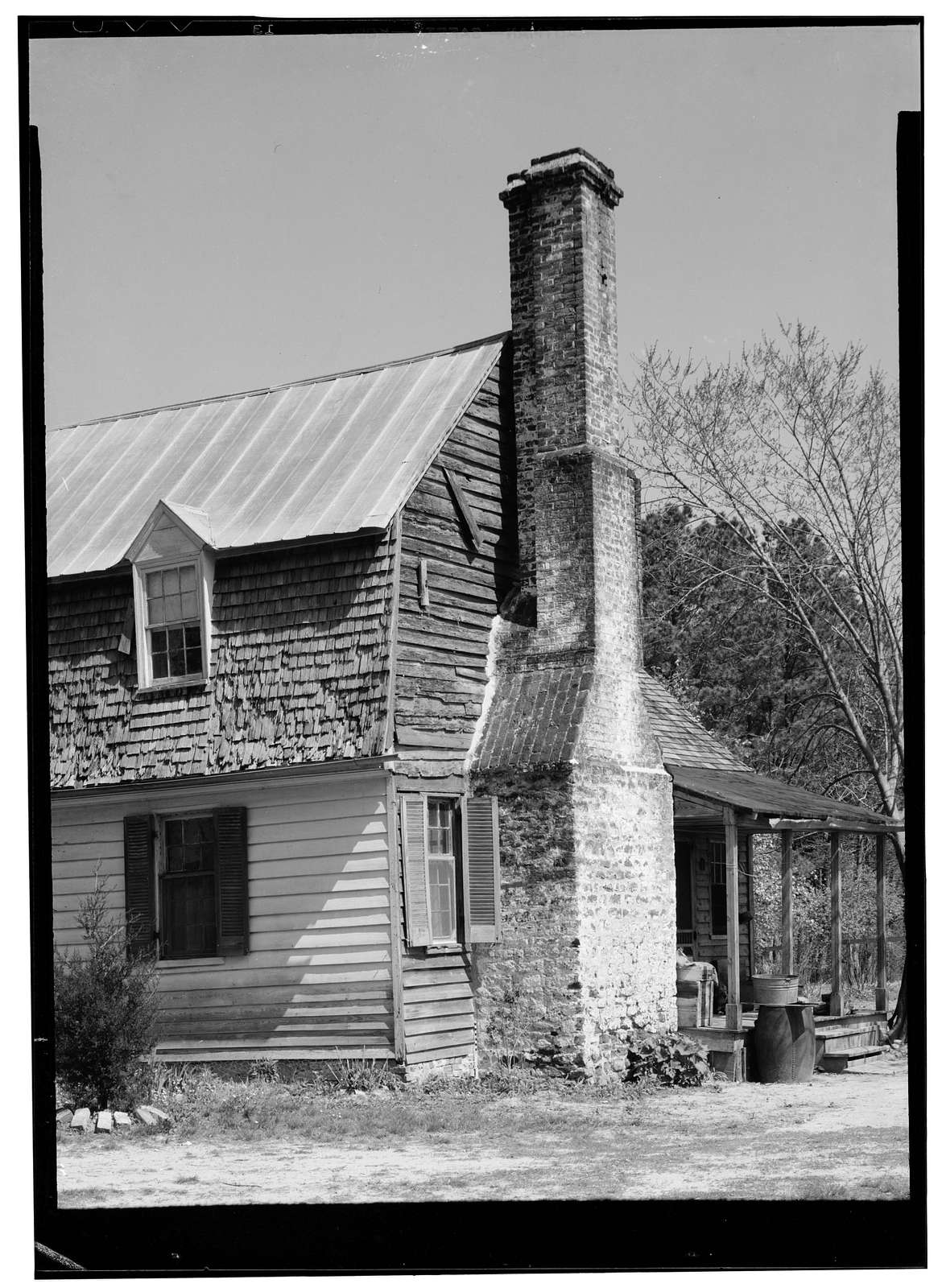 Poplar Hall, Skiff's Creek vicinity, Williamsburg, Williamsburg, VA
