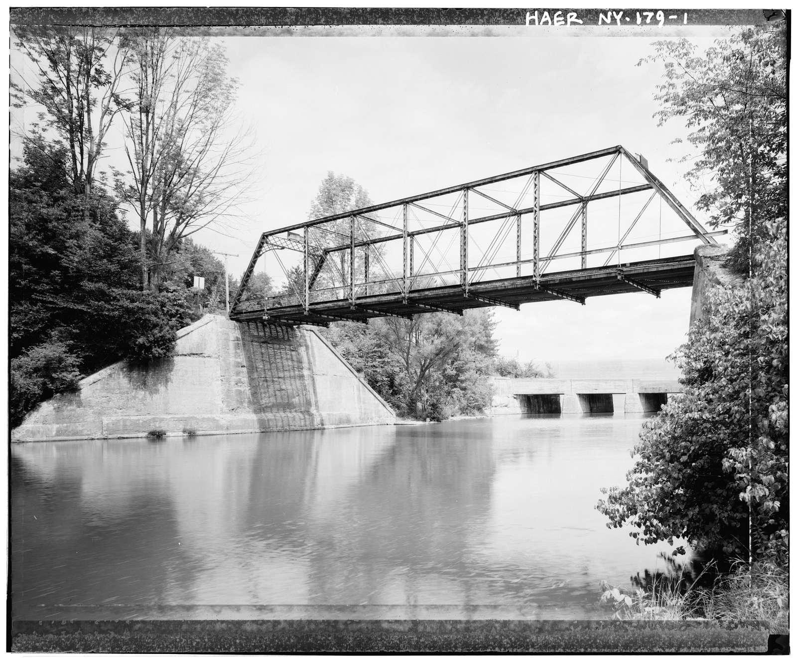 Rome Westernville Road Bridge, Spanning Mohawk River, Rome, Oneida County, NY