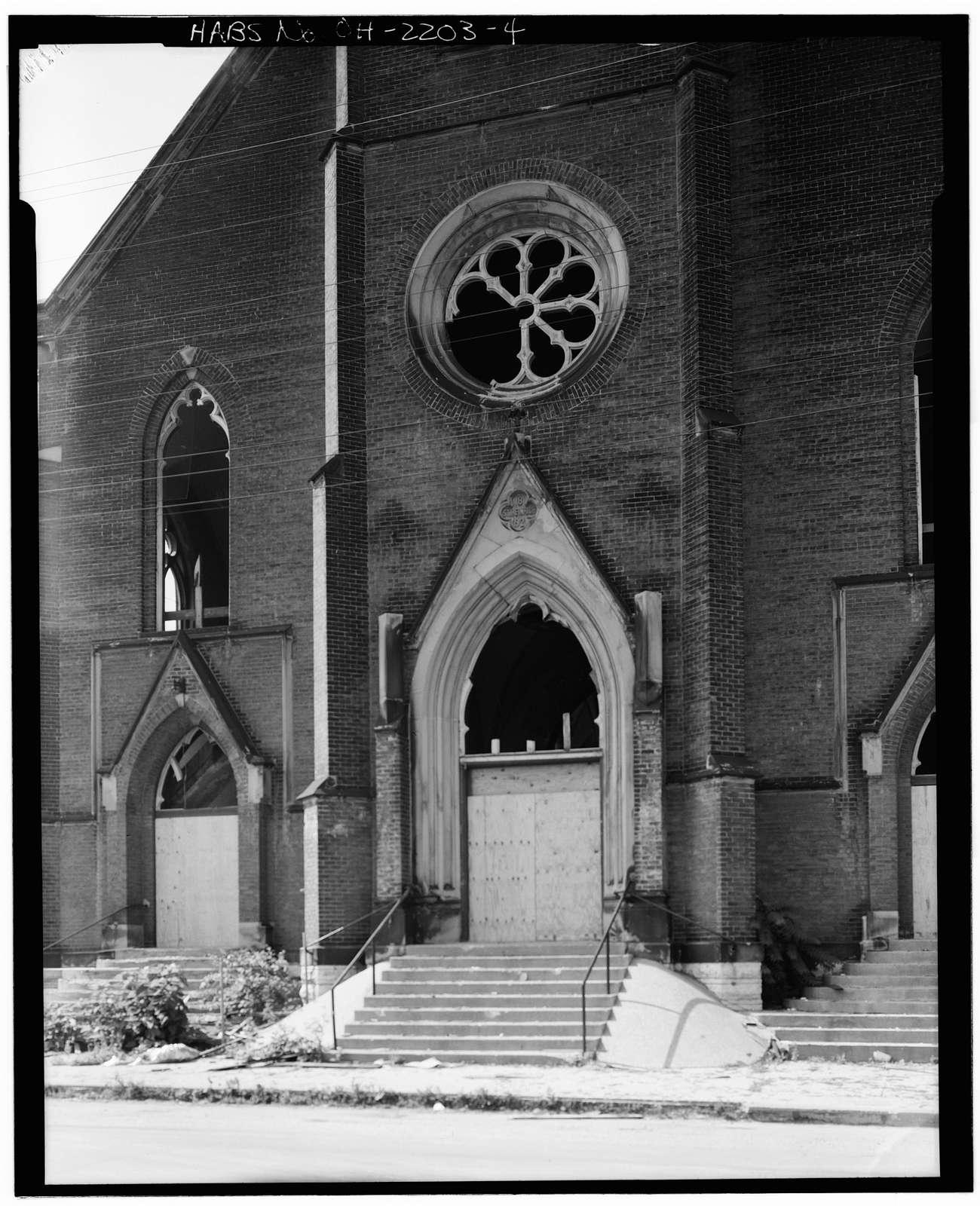 St. Heinrich's Roman Catholic Church, 1057 Flint Street, Cincinnati, Hamilton County, OH