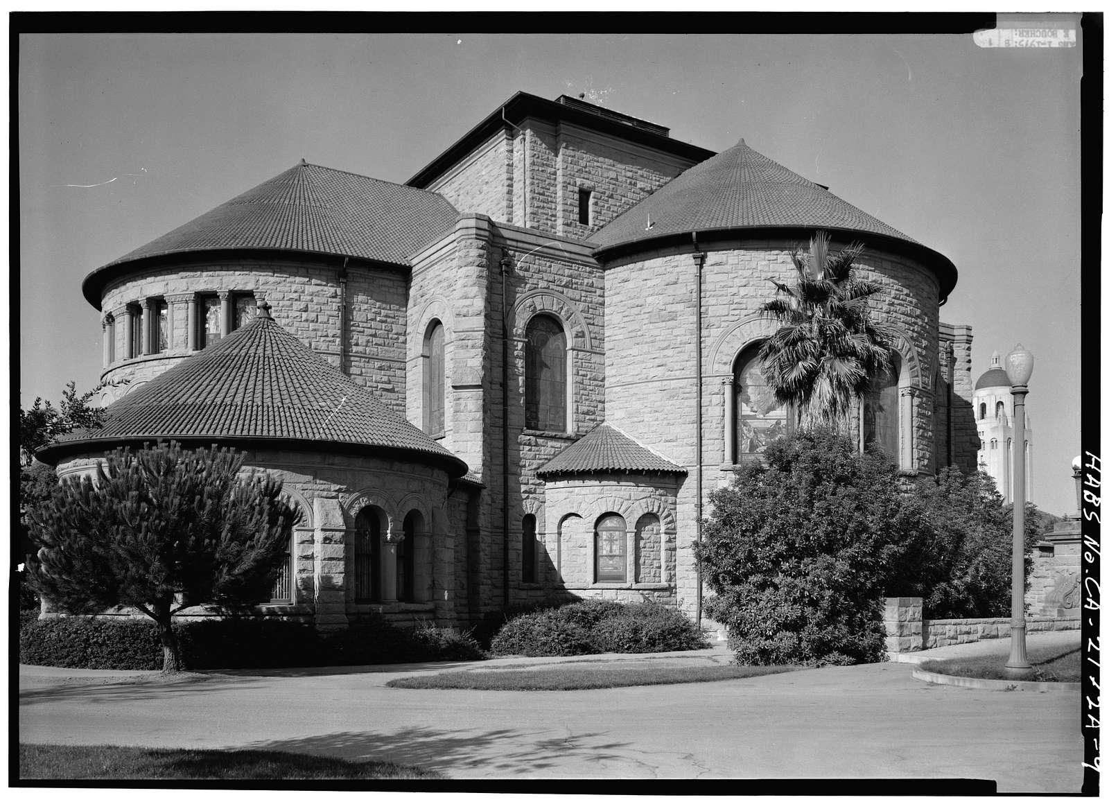Stanford University Memorial Church, Stanford University Campus, Stanford, Santa Clara County, CA