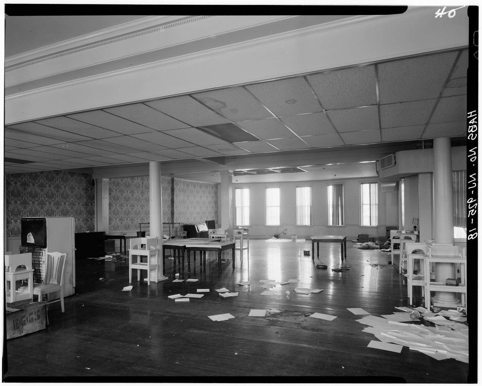 The Hoffman House, 123-131 Pennsylvania Avenue, Atlantic City, Atlantic County, NJ