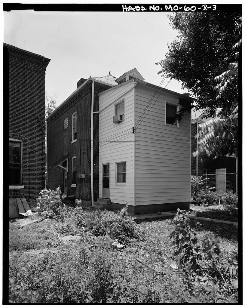 Vander Lippe House, 1409 Euclid Avenue, Saint Louis, Independent City, MO