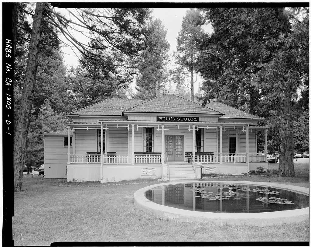 Wawona Hotel, Thomas Hill Studio, Wawona, Mariposa County, CA