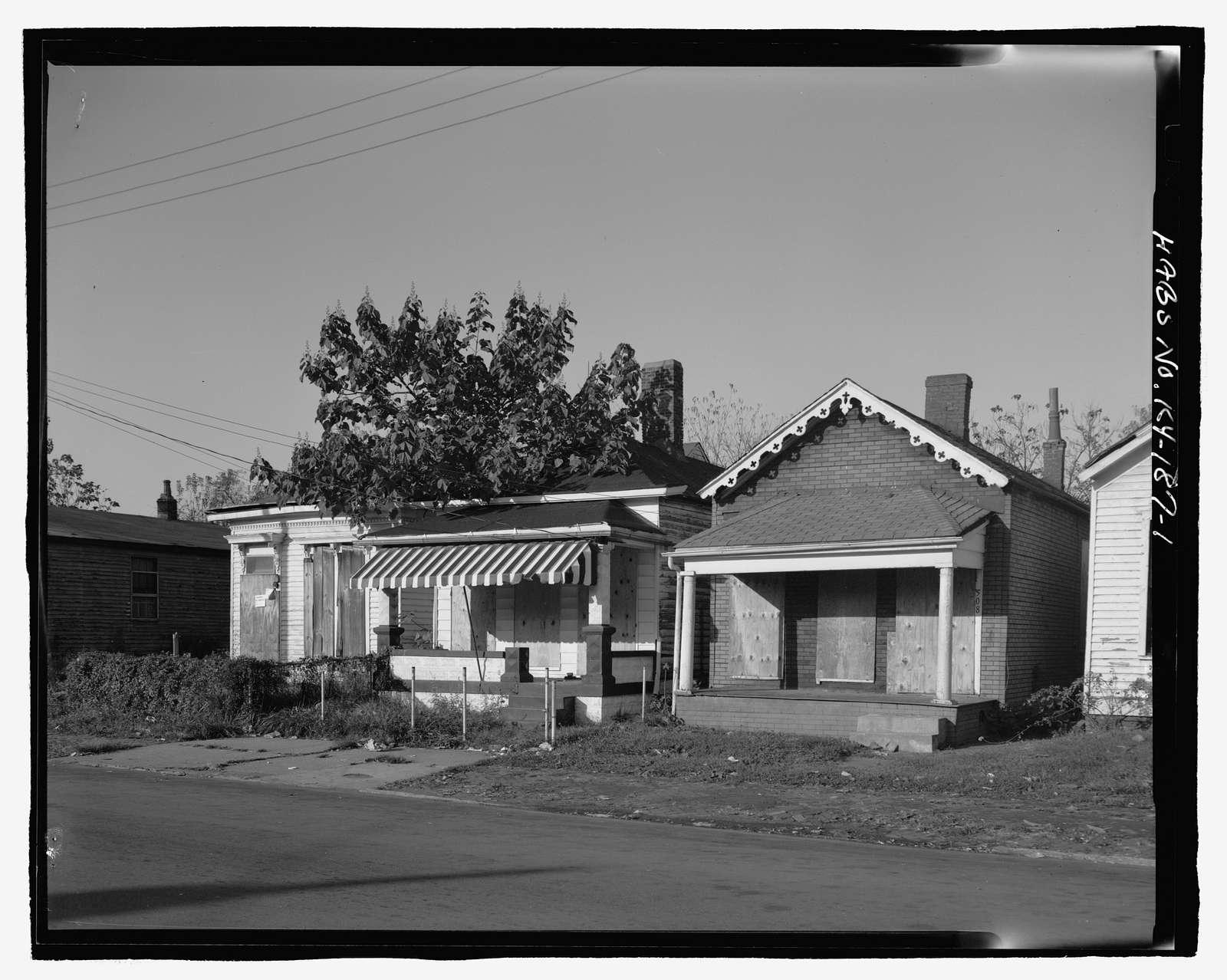 510 South Twentieth Street (House), Louisville, Jefferson County, KY
