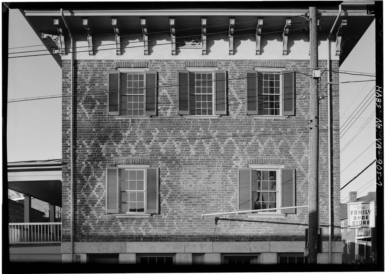 Alexander-Withrow House, 2 North Main Street, Lexington, Lexington, VA