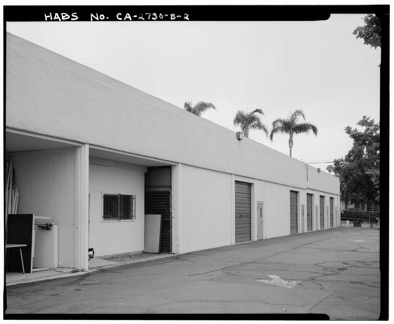 CALTRANS District 11 Maintenance Station, Motor Pool, 4050 Taylor Street, San Diego, San Diego County, CA