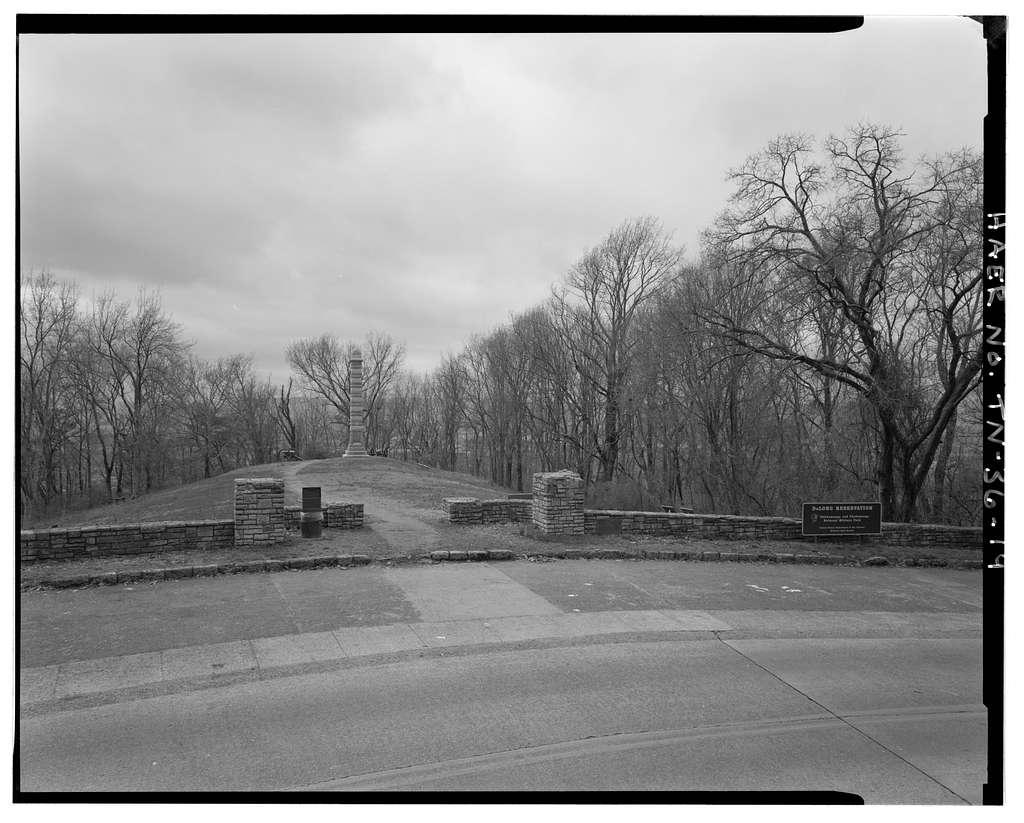 Chattanooga National Military Park Tour Roads, Chattanooga, Hamilton County, TN
