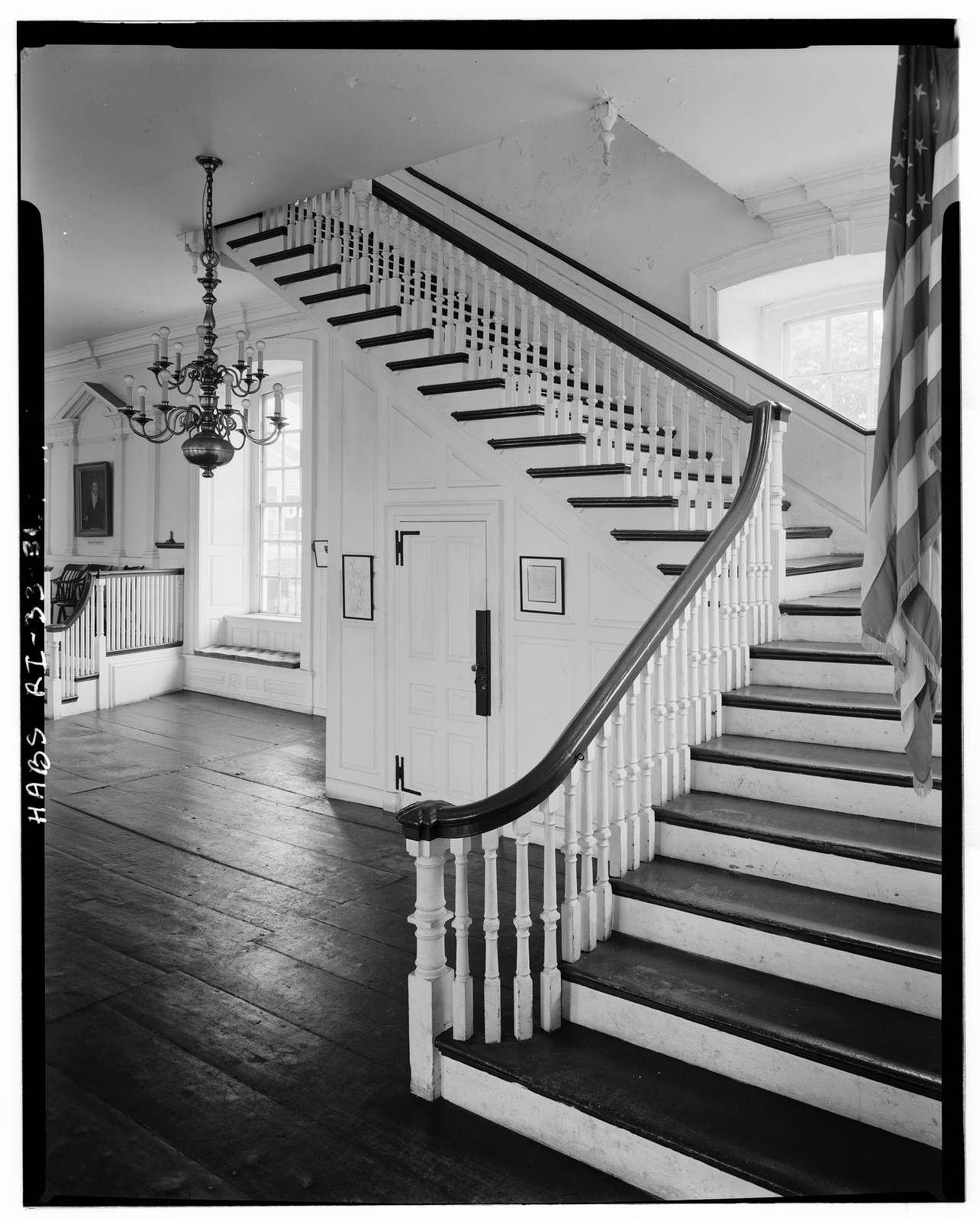 Colony House, Washington Square, Newport, Newport County, RI