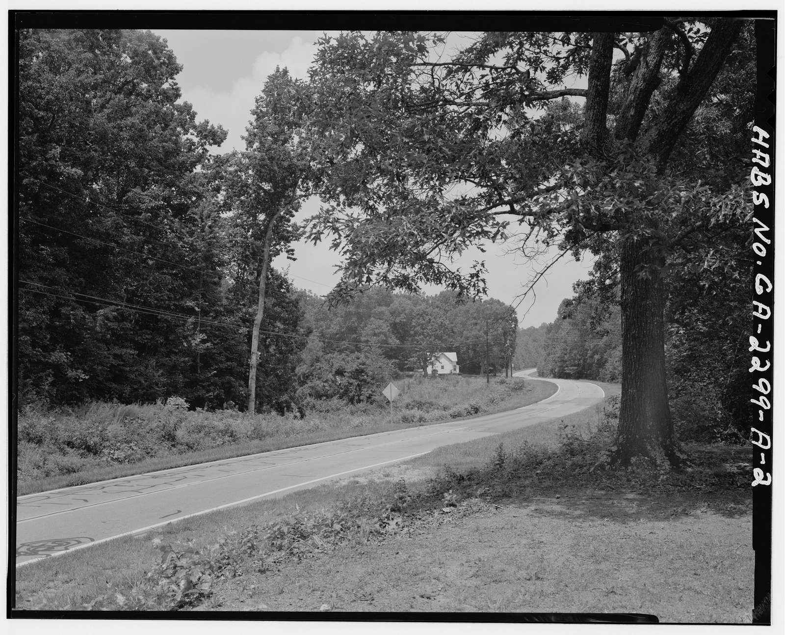 Craft Farm, House, 1912 North Brown Road, Lawrenceville, Gwinnett County, GA