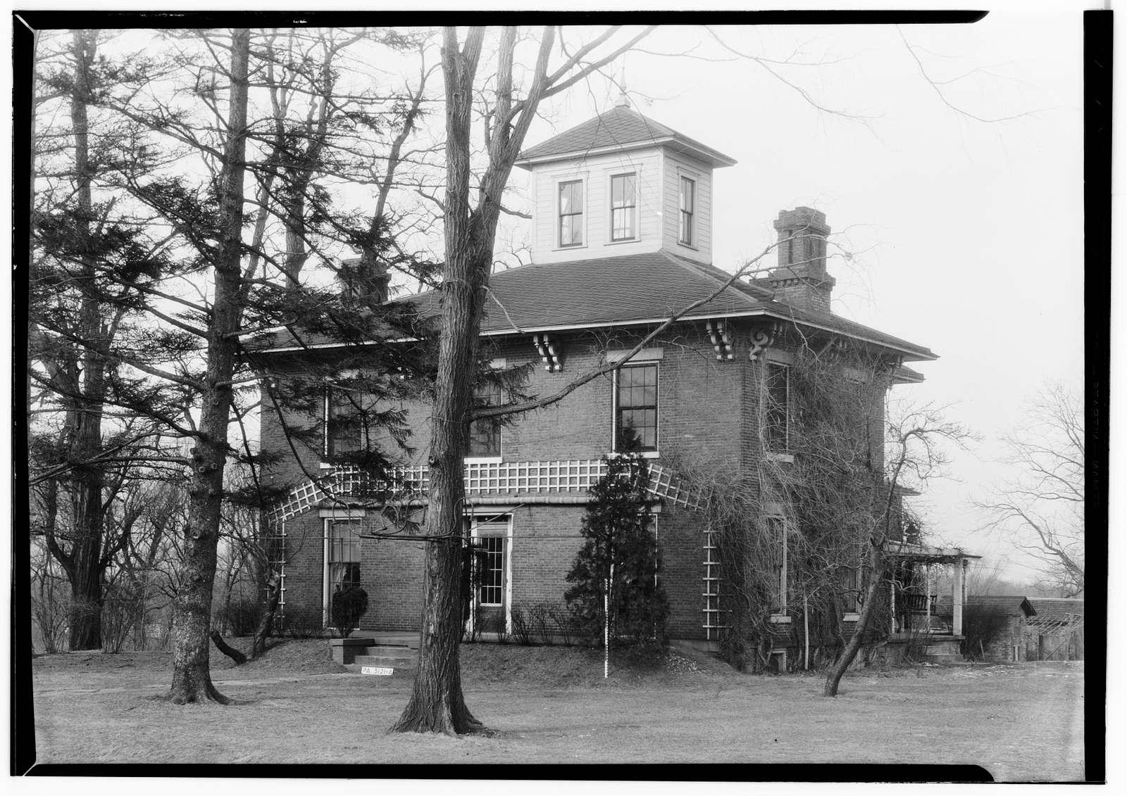 Dodge House, Harborcreek, Erie County, PA