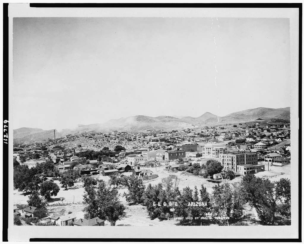 Globe, Arizona