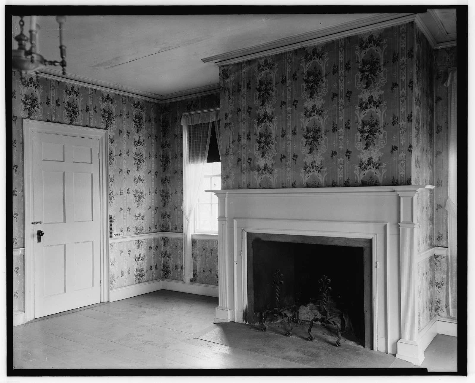 Governor Levi Woodbury House, Woodbury Avenue & Boyd Road, Portsmouth, Rockingham County, NH