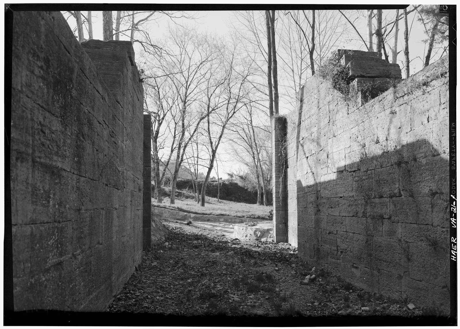 James River & Kanawha Canal, Ben Salem Lock, Maury River, Lexington, Lexington, VA