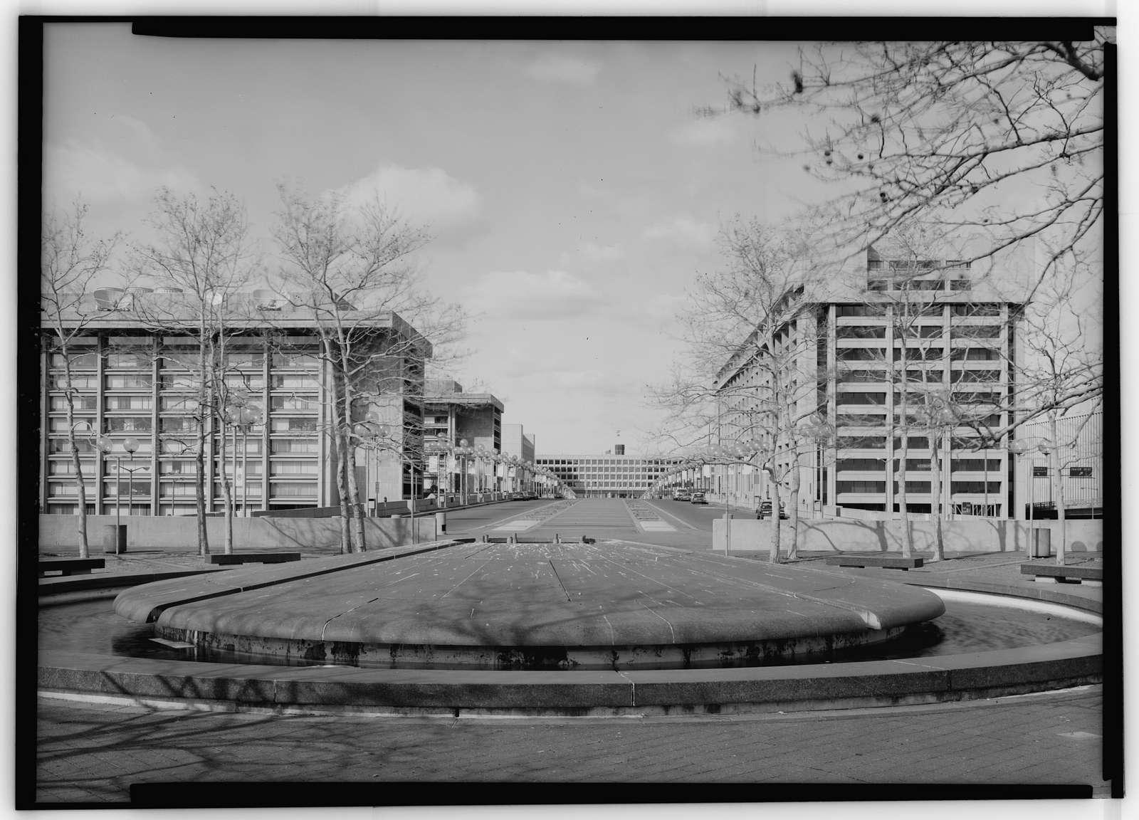 L'Enfant-McMillan Plan of Washington, DC, Washington, District of Columbia, DC