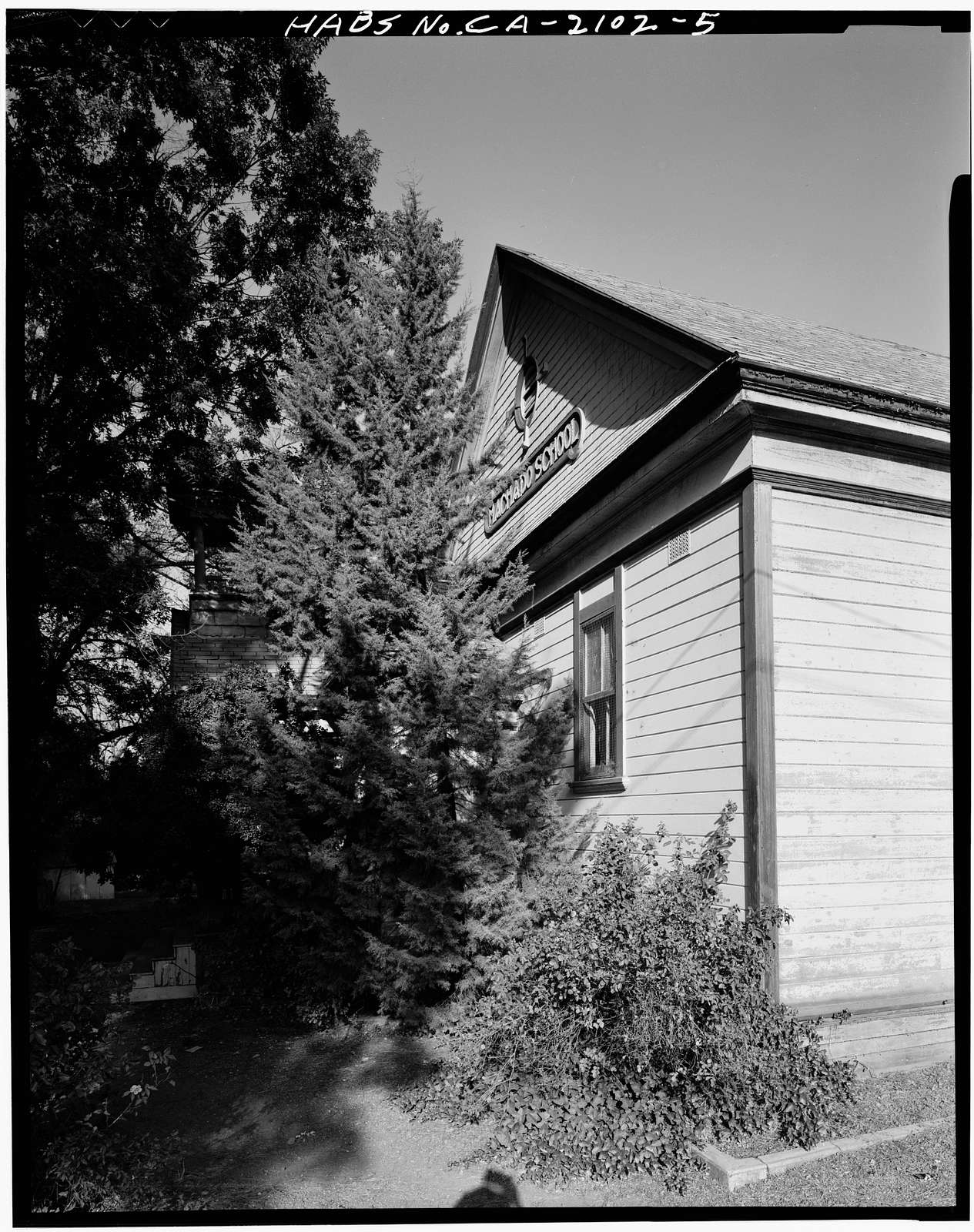 Machado School, Sycamore Avenue, Morgan Hill, Santa Clara County, CA