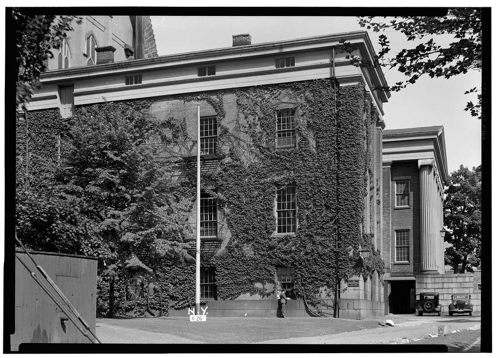 Old Leake & Watts Orphanage, Amsterdam Avenue & 110th Street, New York, New York County, NY