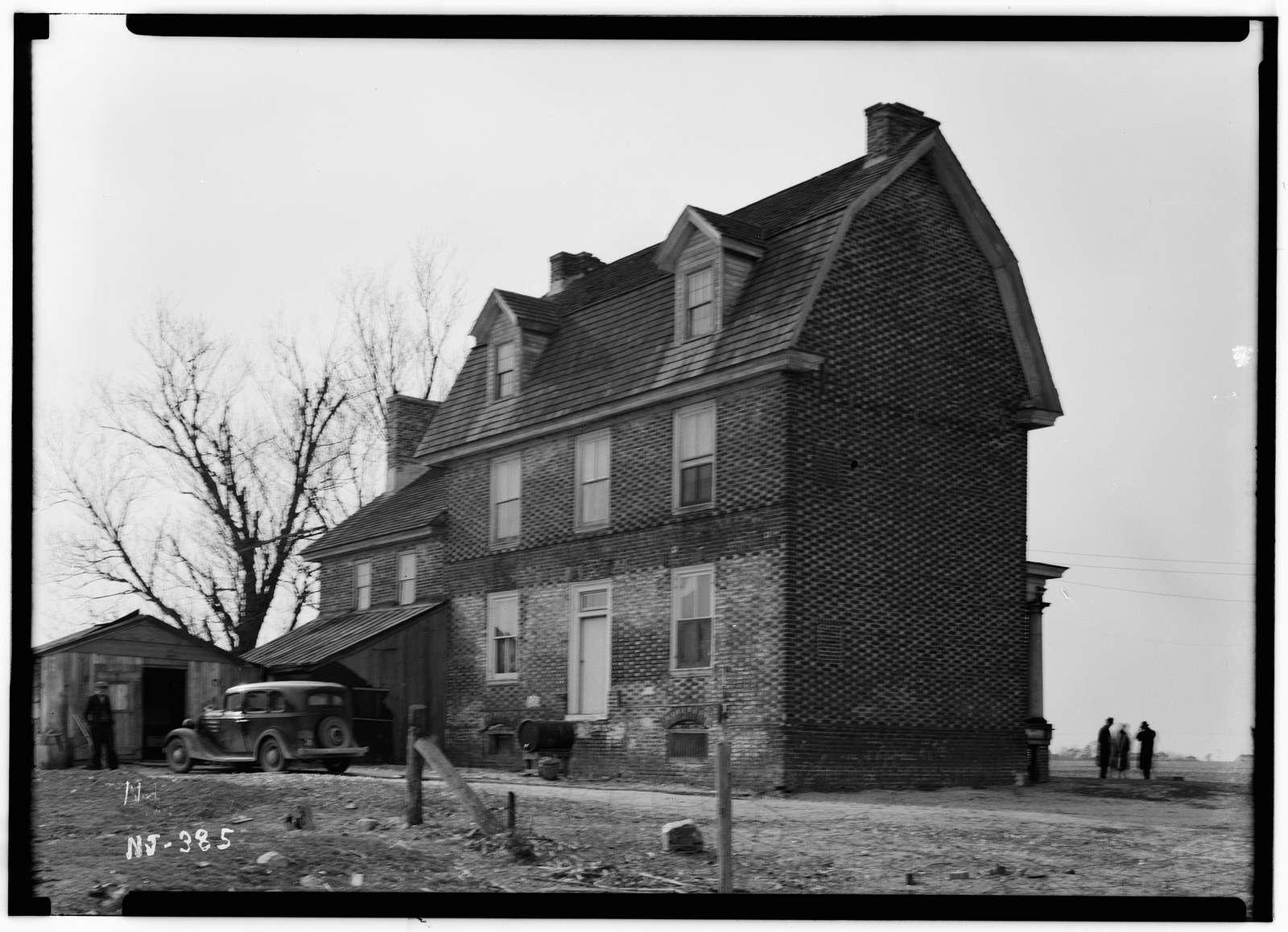 Pledger House, Salem, Salem County, NJ