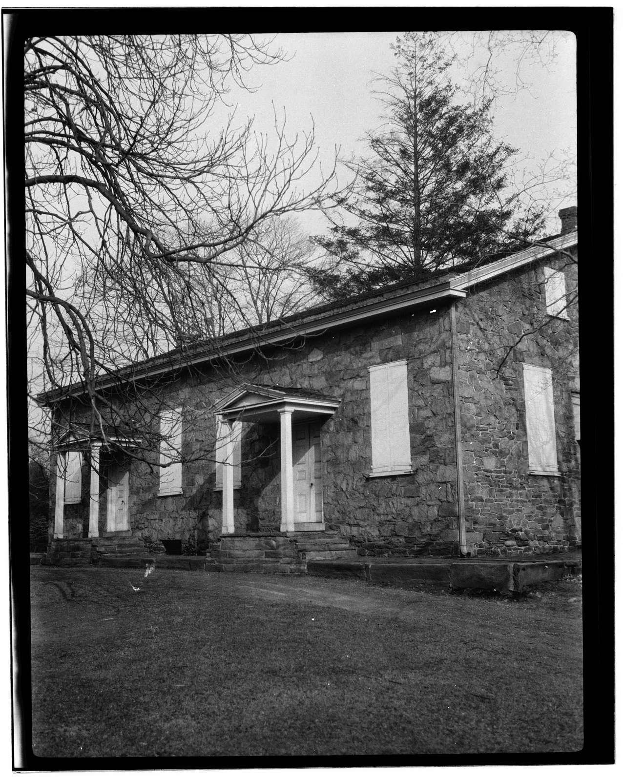 Quaker Meetinghouse, Media, Delaware County, PA